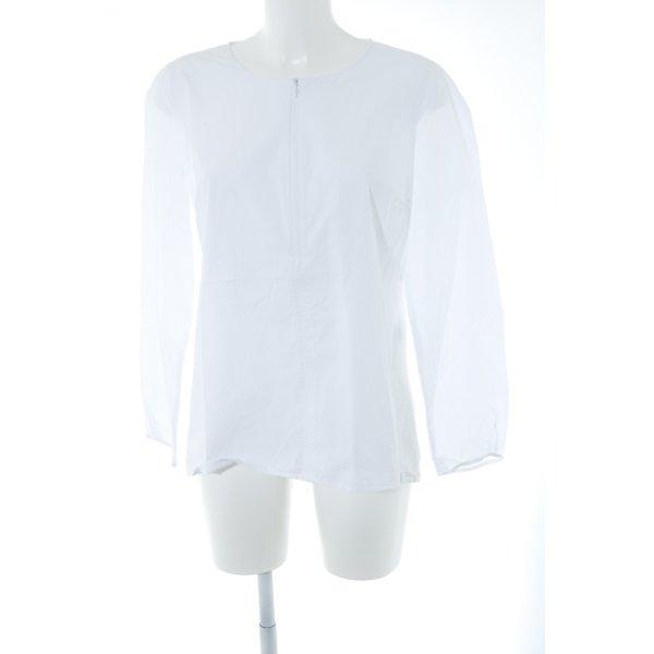 Cinque Langarm-Bluse weiß Casual-Look