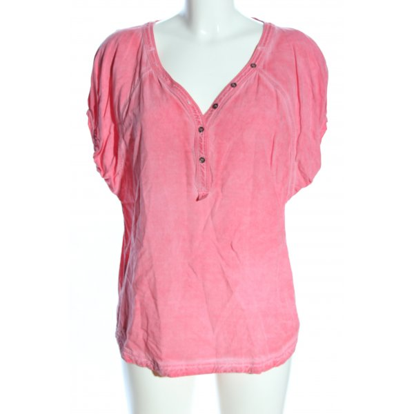 Circle of Trust T-Shirt pink Casual-Look