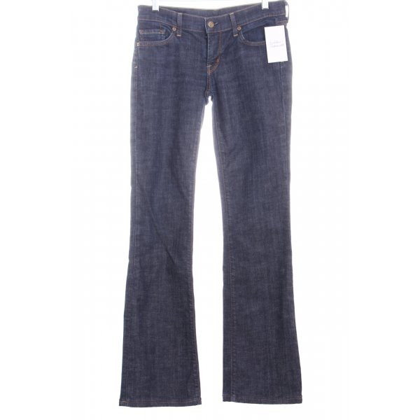 "Citizens of Humanity Boot Cut Jeans ""Kelly #001"" dunkelblau"
