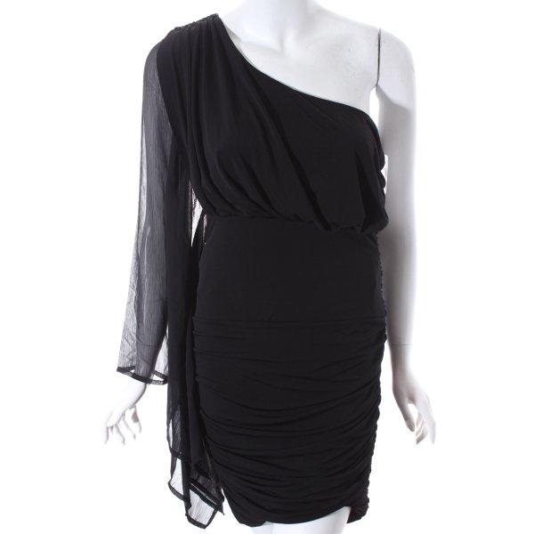 Class International Abendkleid schwarz Elegant