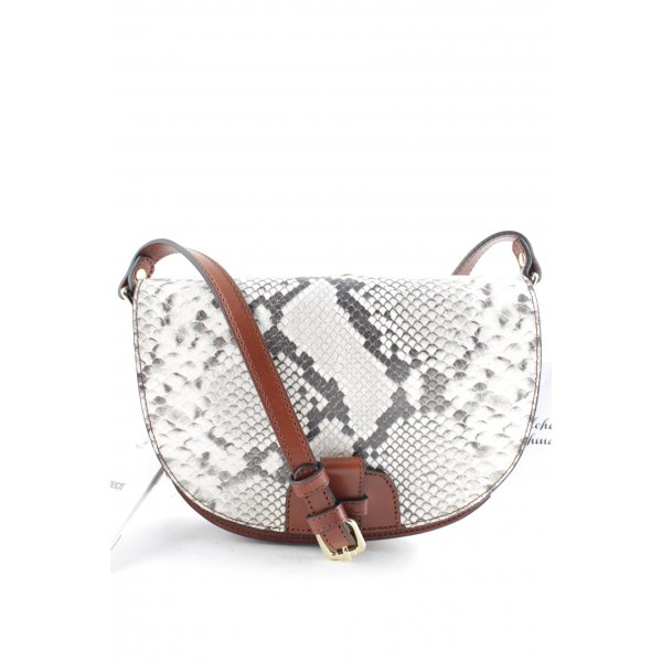 Closed Clutch abstraktes Muster Casual-Look