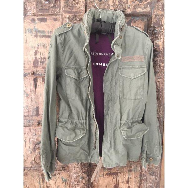 CLOSED Premium Military Jacke/Parka