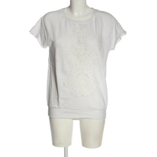 Closed Strickshirt weiß Casual-Look