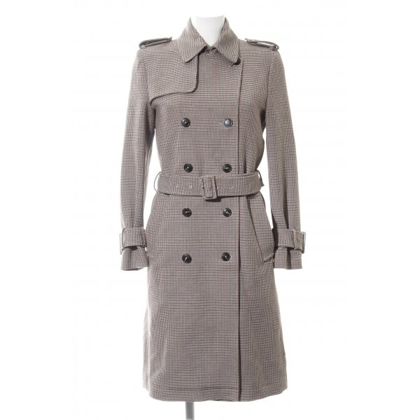Closed Trenchcoat Hahnentrittmuster Brit-Look