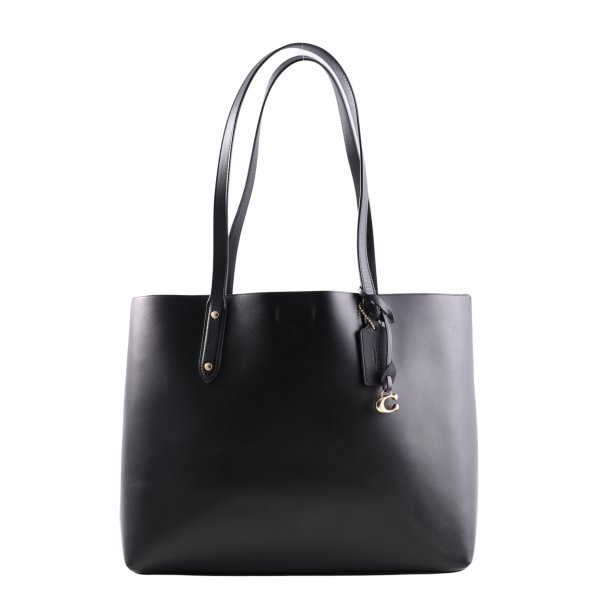 Coach Tote schwarz Business-Look