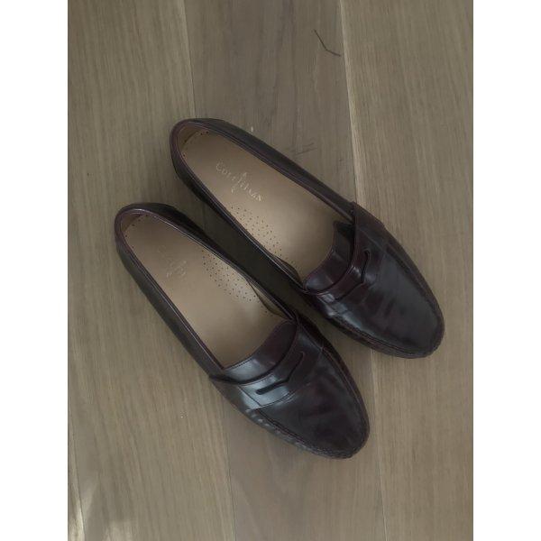 Cole Haan Zapatos estilo Oxford burdeos