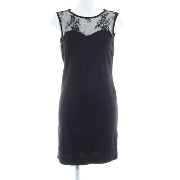 Comma Bleistiftkleid schwarz Elegant