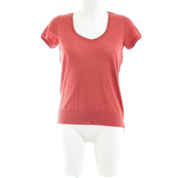 Comptoir des Cotonniers T-Shirt rot Casual-Look