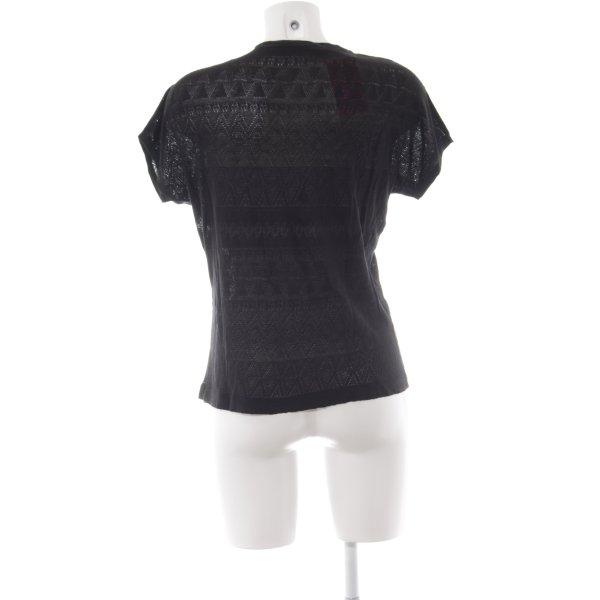 Comptoir des Cotonniers T-Shirt schwarz Elegant