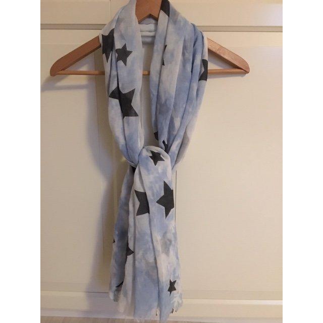 Conleys Blue Schal mit Sternen