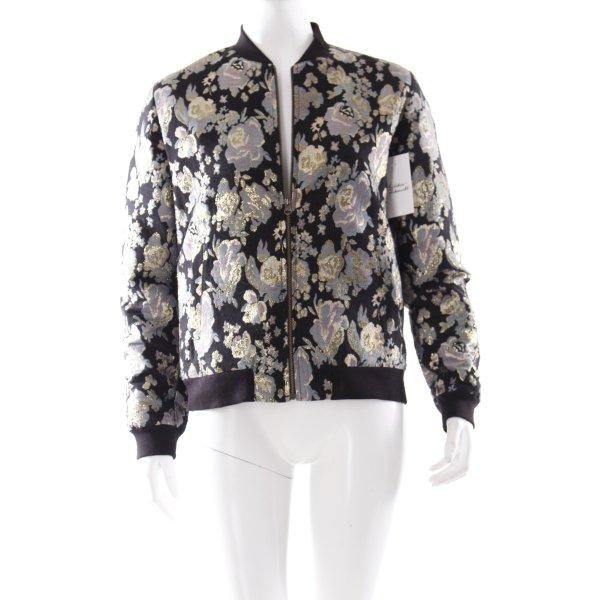Conleys Bomberjack bloemen patroon straat-mode uitstraling