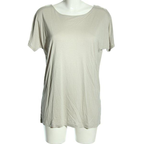 Conleys T-Shirt hellgrau Casual-Look