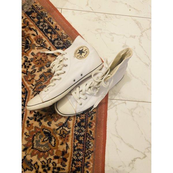 Converse Leder Schuhe in 37