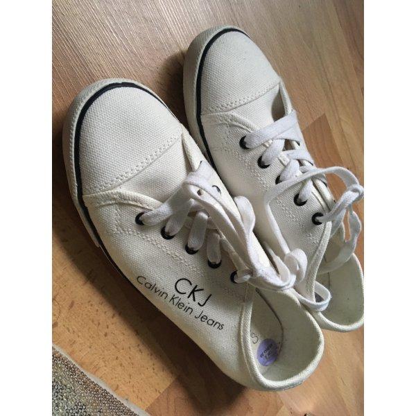 Calvin Klein Sneakers white