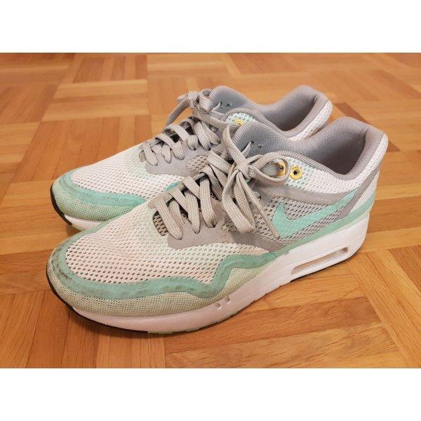 coole Nike Air Max 1 white/hyper traq/wolf grey/arctic