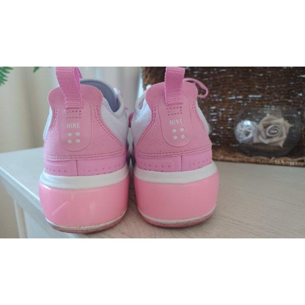 coole Nike Turnschuhe/Sneaker in pink rosa Weiß 40.5