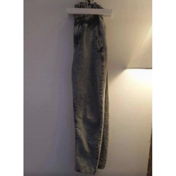 Coole Paperbag Mom-Jeans von Zara