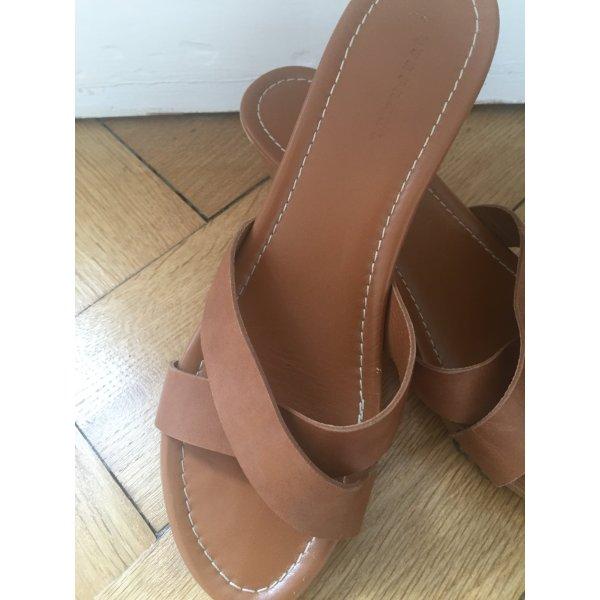 Stefanel High-Heeled Sandals beige