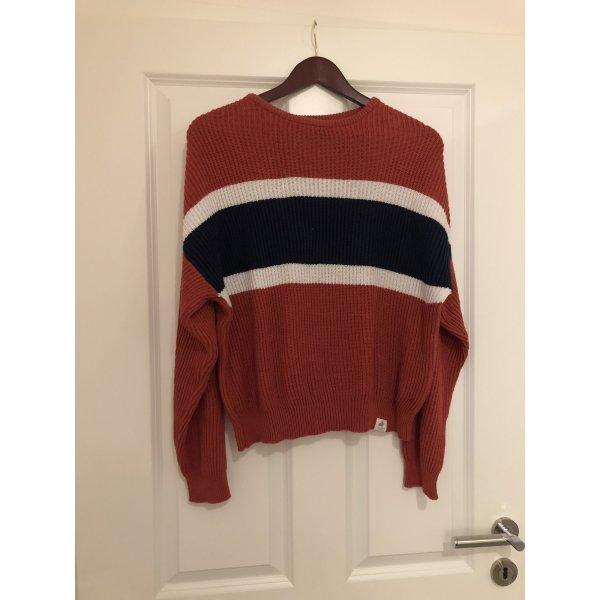 Pull & Bear Maglione lavorato a maglia multicolore