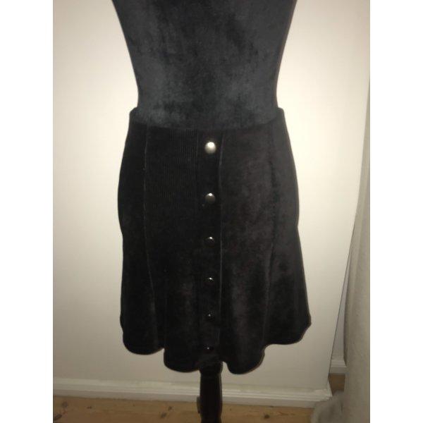 Gina Tricot Minifalda negro