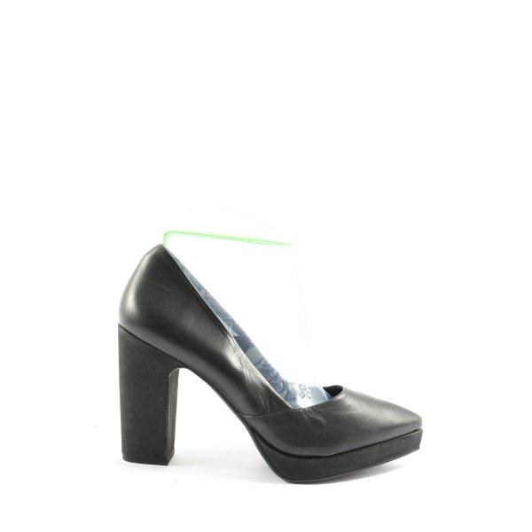 COS High Heels schwarz Casual-Look