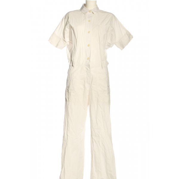 COS Langer Jumpsuit creme Casual-Look