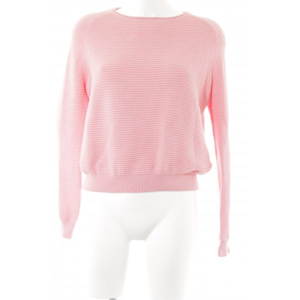 COS Strickpullover pink Casual-Look