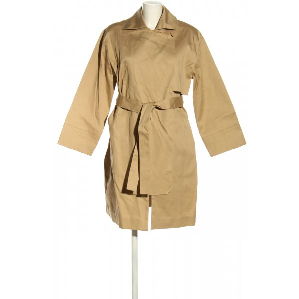 COS Trenchcoat creme Casual-Look