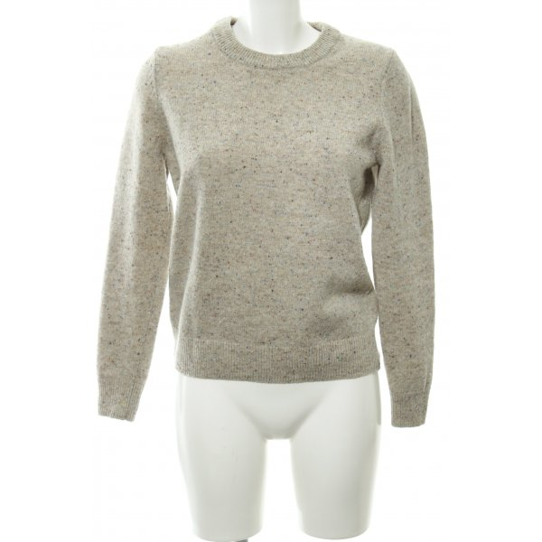 COS Wollpullover beige Casual-Look