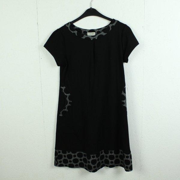 COSTURA BERLIN Kleid Gr. M schwarz weiß (21/02/019*)