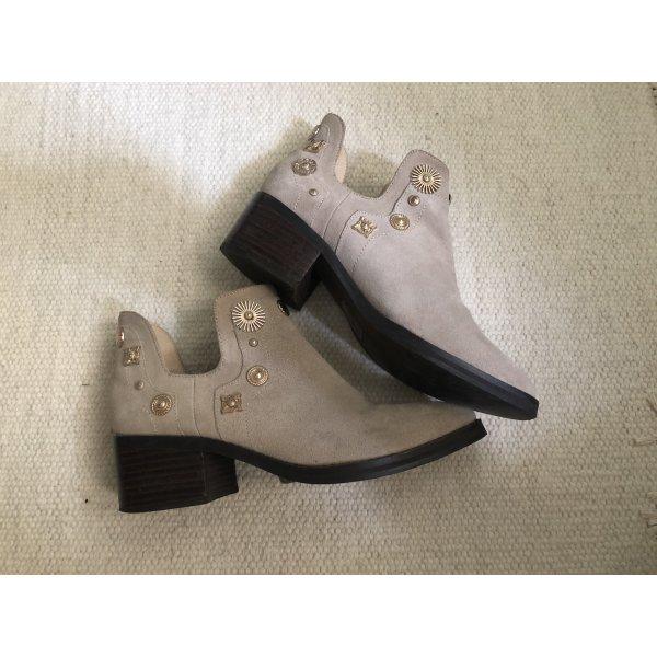 Cowboy Boots Leder