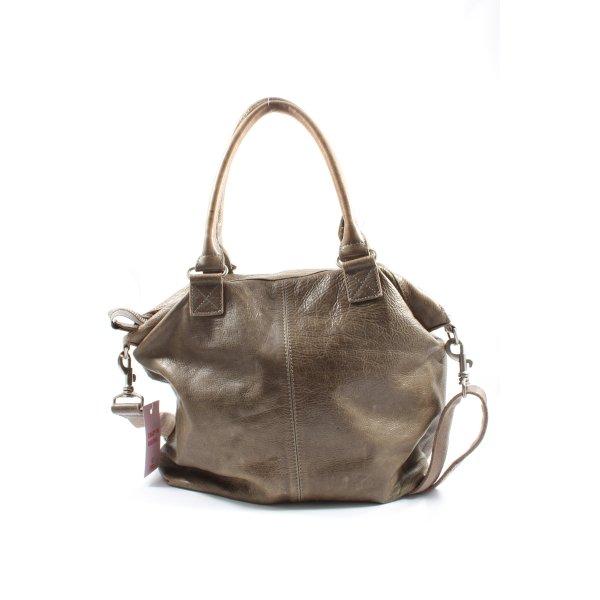 Cowboysbag Schultertasche braun Casual-Look