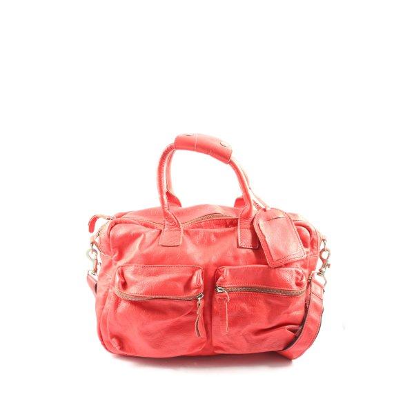 Cowboysbag Umhängetasche rot Casual-Look