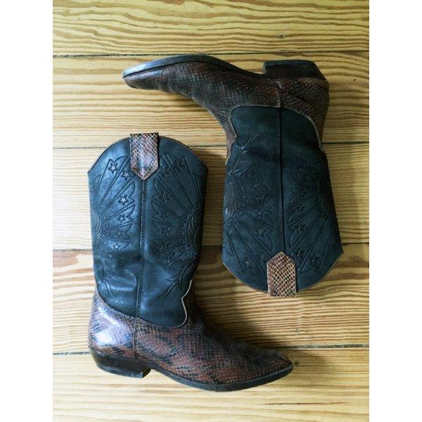 Cowboystiefel Vintage Western Cowboy Boots - 39
