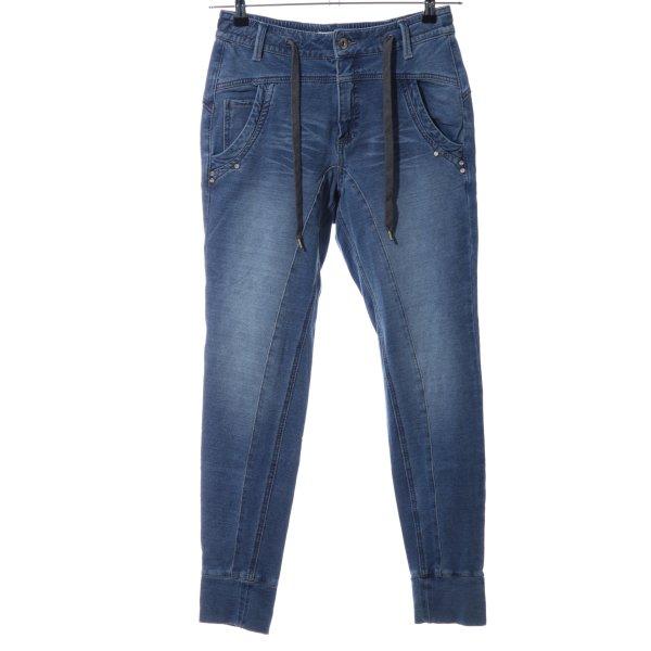 Cream Stretch Jeans blau Casual-Look