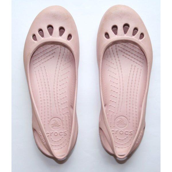 Crocs Kadee Slingback Ballerina Schuhe, Damen Gr. 6 = 36/37