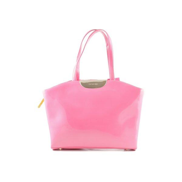 Cromia Handtasche pink Casual-Look