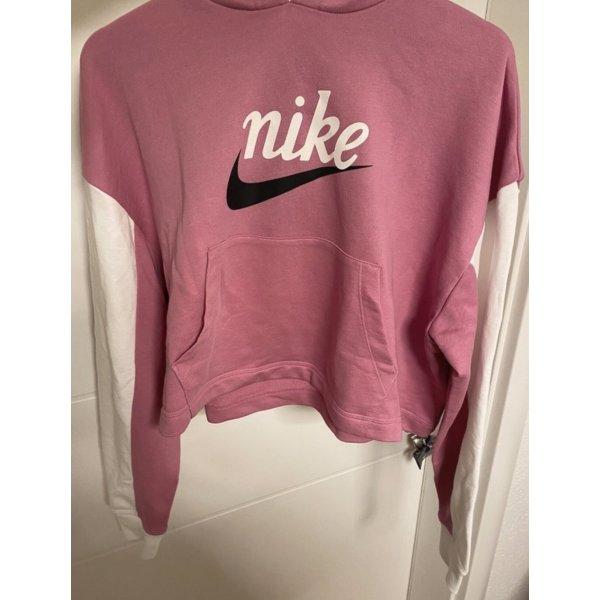 Cropped hoodie Nike
