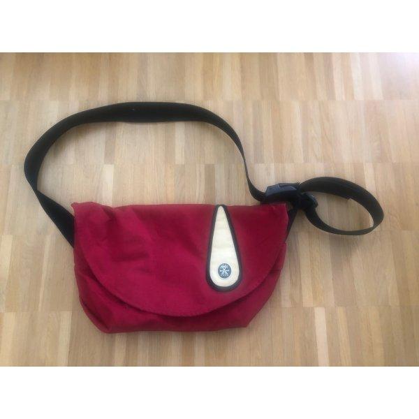 Crumpler Messenger Bag Tasche Rot TOP Qualität