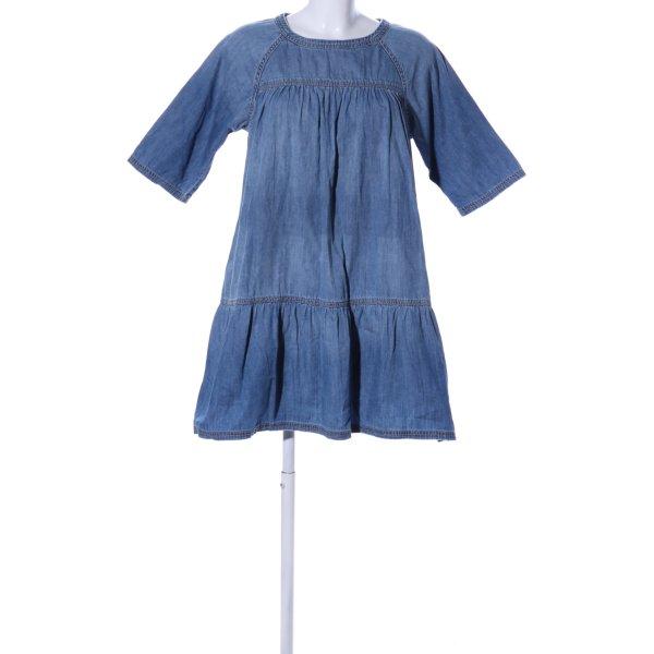 Current/elliott Jeanskleid blau Casual-Look