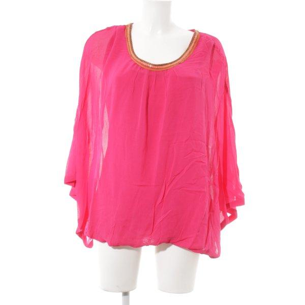 Cyell Tunikabluse pink Beach-Look