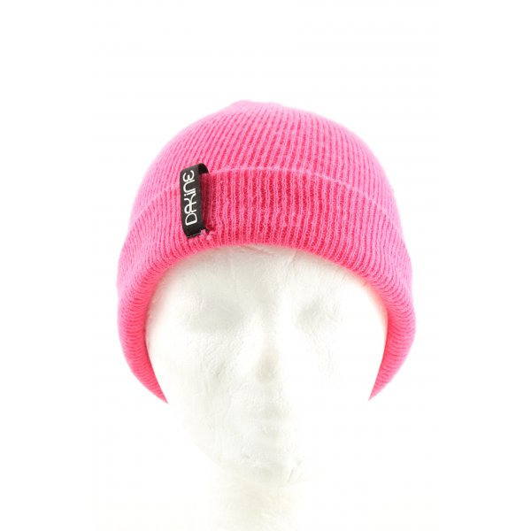 Dakine Knitted Hat pink casual look