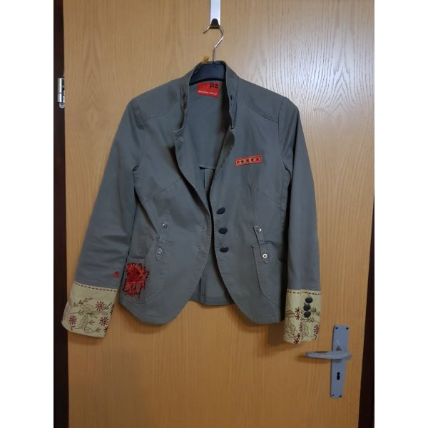 Damen blazer jacke