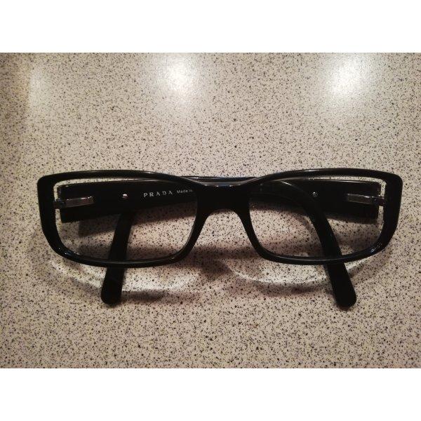 Damen-Brillengestell schwarz