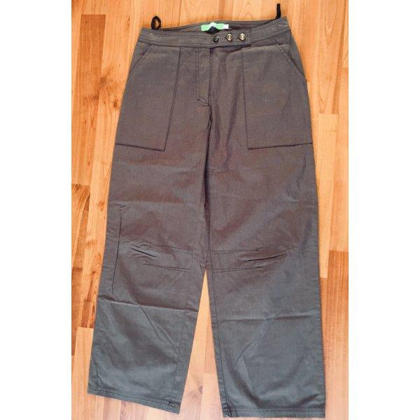 Bamboo Cargo Pants brown