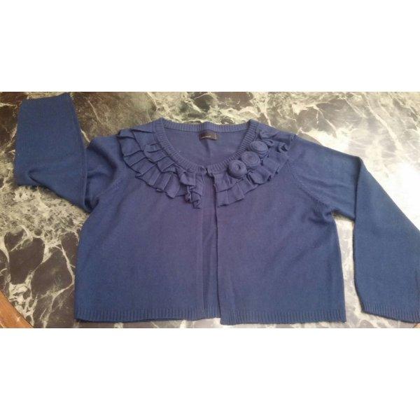 Vero Moda Bolero lavorato a maglia blu