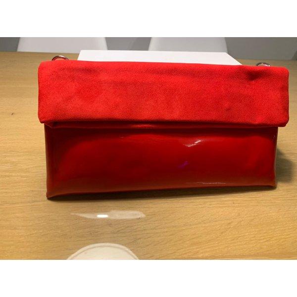 Damen Pochette in rot