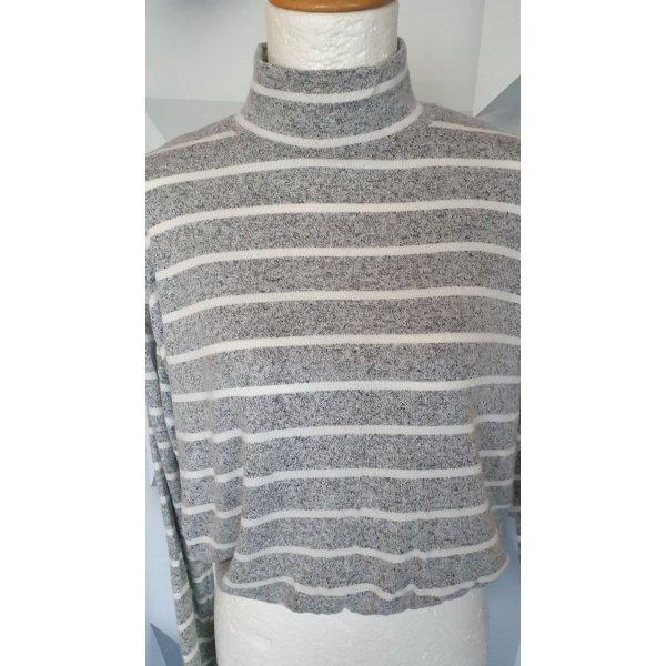 Damen Pullover gestreift