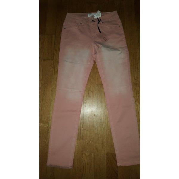 Jeans rose clair