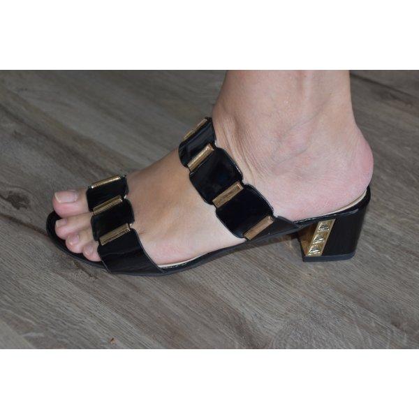 Damen Sandalen Plateau Schuhe